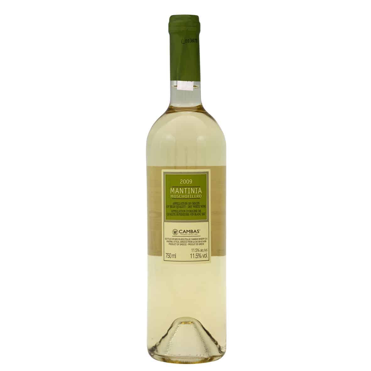 Vino belo Mantinia