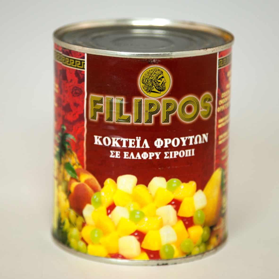 Filipos Kompot Voćni mix 850ml
