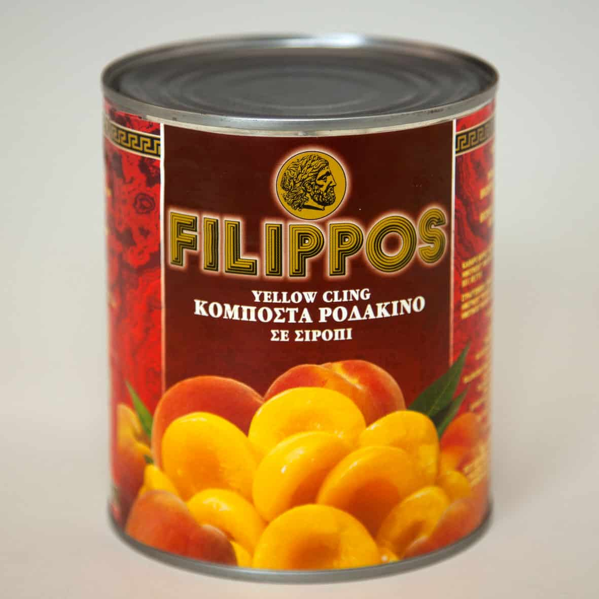 Filipos Kompot Breskva 850ml