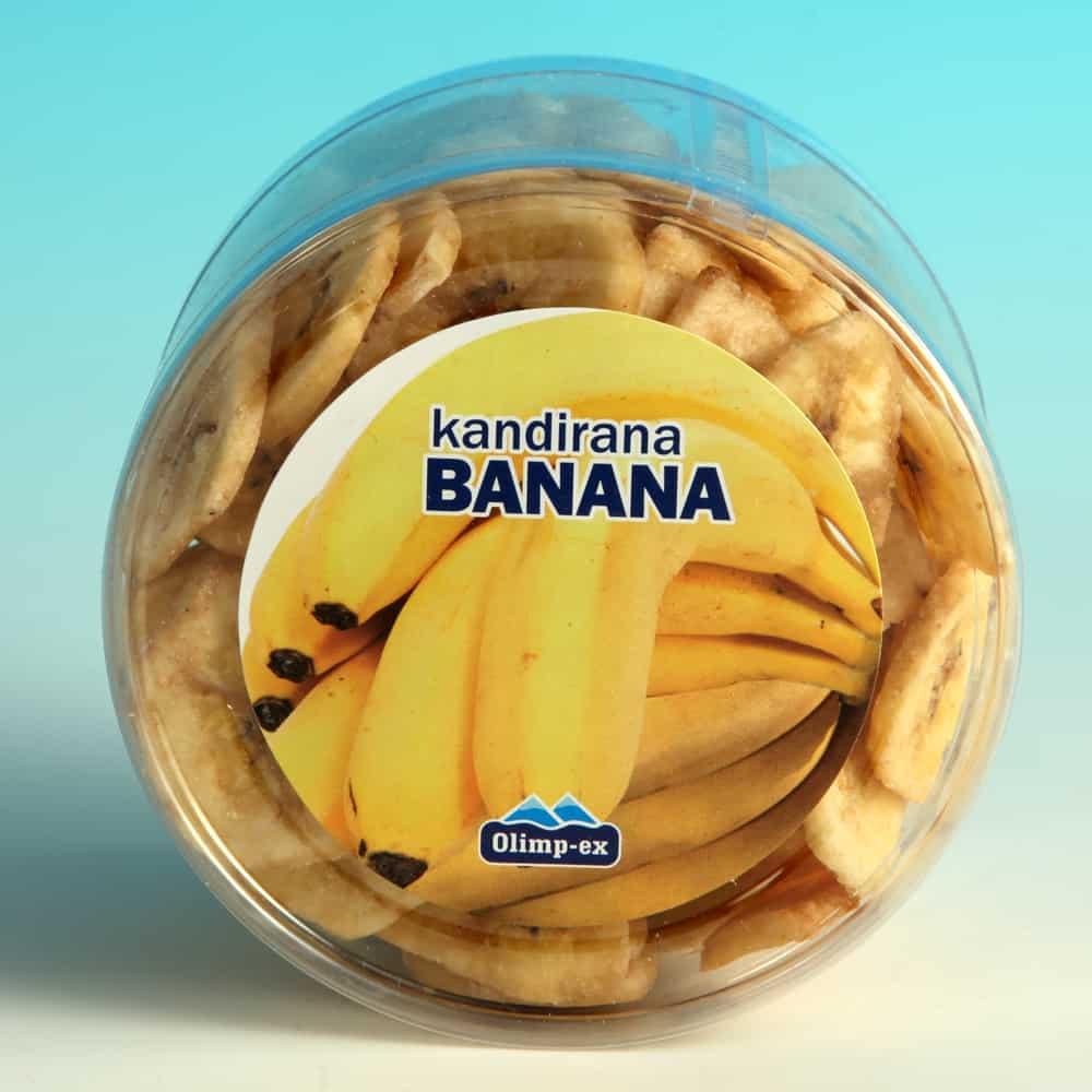 Kandirana banana 200g