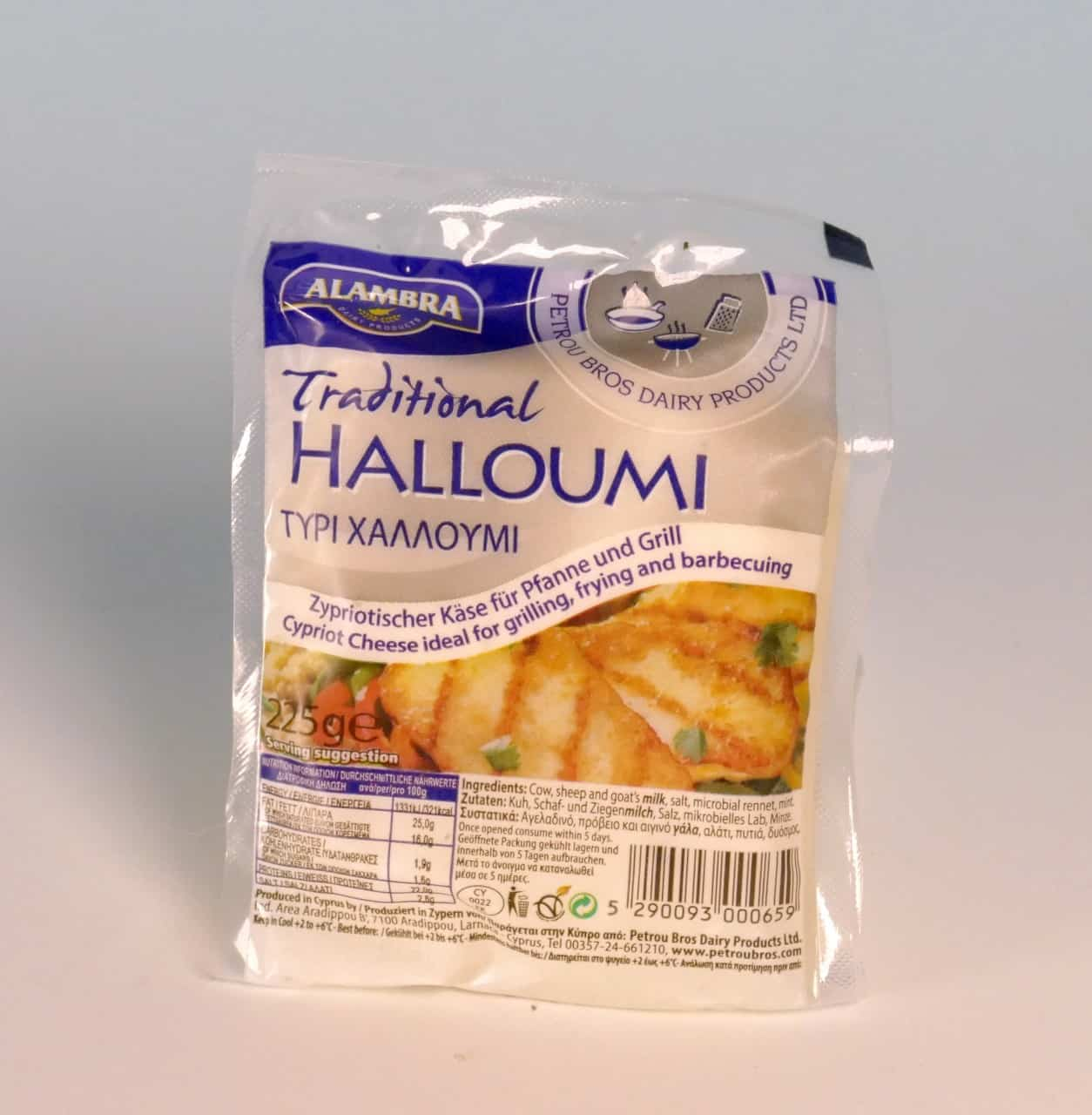 Halloumi sir